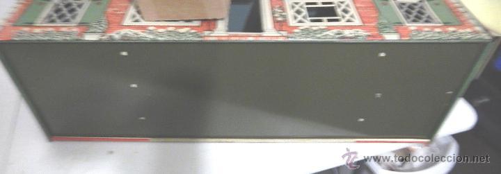 Juguetes antiguos de hojalata: CASA MUÑECAS HOJALATA Por T. Cohn, Estados Unidos 1940 GRANDES DIMENSIONES Precio: 380,00 - Foto 6 - 52676710