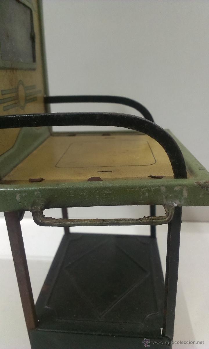 Precioso Mueble Tocador O Para Lavabo Con Jofai Comprar Juguetes  # Muebles Hojalata
