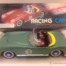 Juguetes antiguos de hojalata: RACING CAR. Lote 54098667