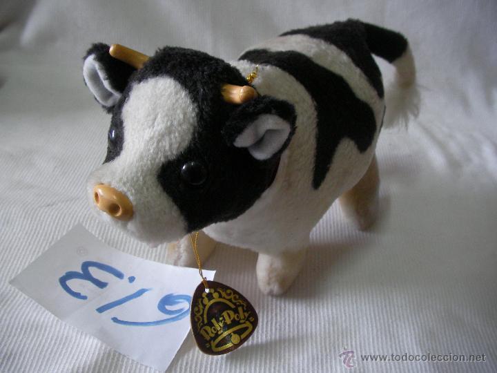 Antigua Vaca Roly Poly Camina Con Movimiento D Vendido En Venta Directa 55067406