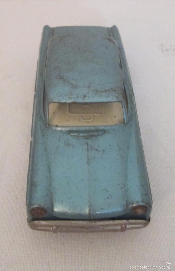 Juguetes antiguos de hojalata: Antiguo Opel CKO Alemania a pila, en lata - Foto 5 - 55202723
