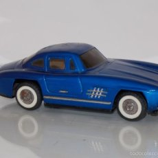 Juguetes antiguos de hojalata: MERCEDES HOJALATA // TOY TIN CAR VINTAGE // MADE IN JAPAN. Lote 57803595