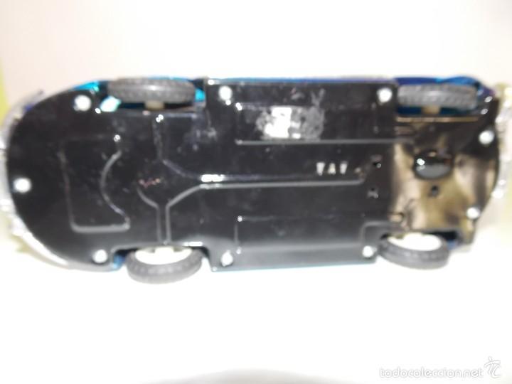 Juguetes antiguos de hojalata: Mercedes hojalata // toy tin car vintage // Made in Japan - Foto 5 - 57803595