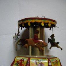 Juguetes antiguos de hojalata: TIO VIVO DE PAYA. Lote 57870791