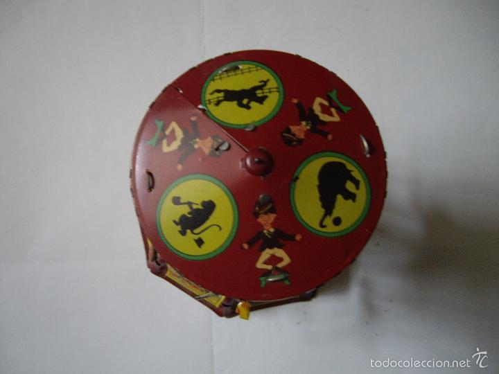 Juguetes antiguos de hojalata: TIO VIVO DE PAYA - Foto 2 - 57870791