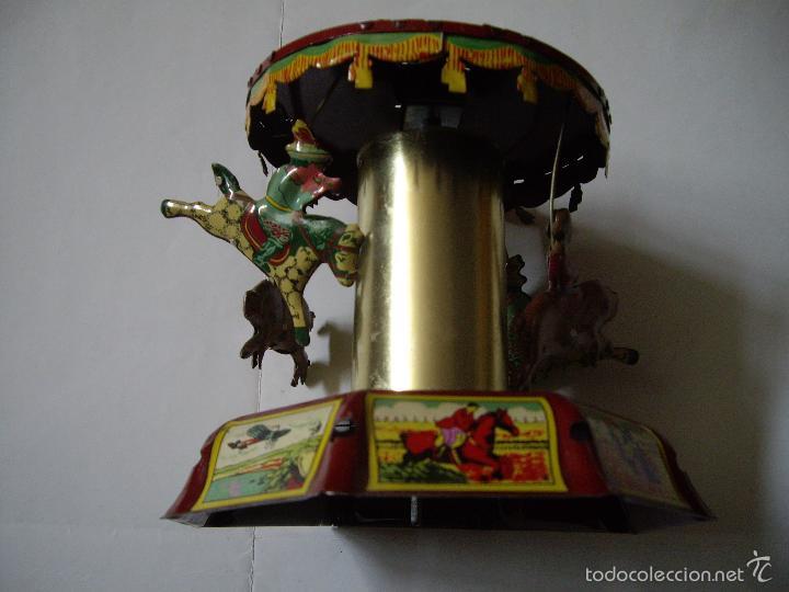 Juguetes antiguos de hojalata: TIO VIVO DE PAYA - Foto 4 - 57870791