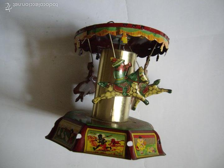 Juguetes antiguos de hojalata: TIO VIVO DE PAYA - Foto 5 - 57870791
