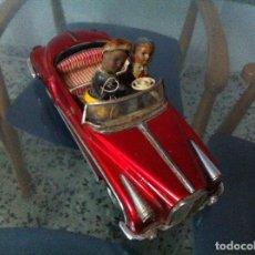Juguetes antiguos de hojalata: COCHE DE JUGUETE AMERICANO ANTIGUO. Lote 61865500