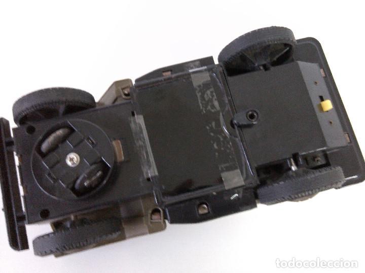 Juguetes antiguos de hojalata: Coche Hojalata Combat Jeep de Modern Toys - Japon - Foto 11 - 62701664