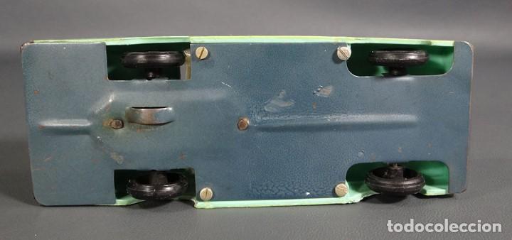 Juguetes antiguos de hojalata: antiguo coche juguete de plastico ruso Limusina sovietica - Foto 6 - 64128523