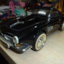 Juguetes antiguos de hojalata: BMW 507 ROADSTER DE 1959.HOJALATA A FRICCIÓN.AÑOS 60.ESCALA 1/10 APROX.. Lote 65985382