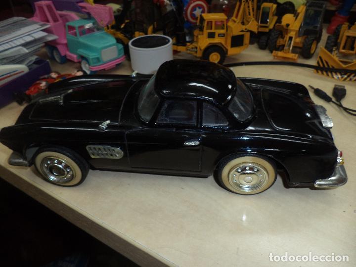 Juguetes antiguos de hojalata: BMW 507 Roadster de 1959.Hojalata a fricción.Años 60.Escala 1/10 aprox. - Foto 2 - 65985382
