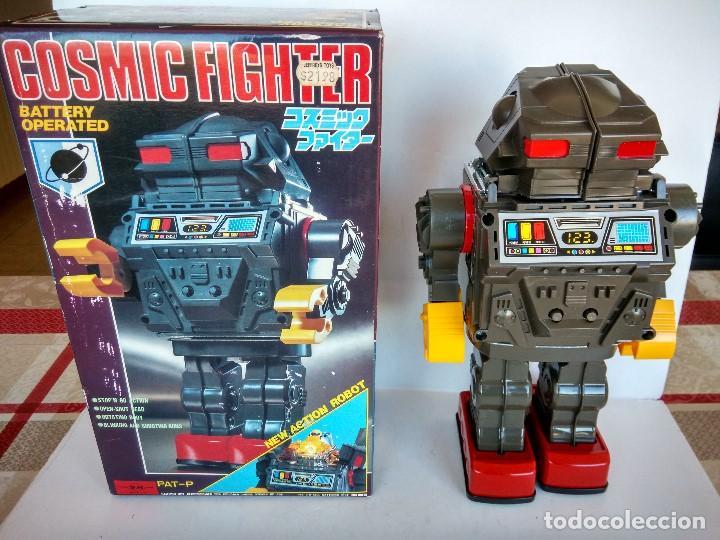 Cosmic J Fighter Fabricado Sh Venta Robot Vendido Horikawa En uF13JKcTl