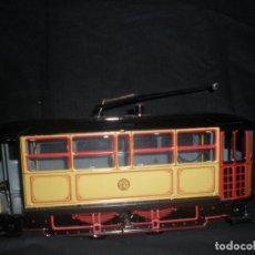 Brinquedos antigos de folha-de-Flandres: EDICION LIMITADA PAYA AÑOS 80-90 SOLO 5000 TRANVIA PAYA NUEVO. Lote 68269633