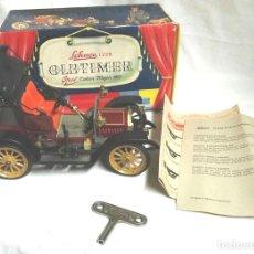 Juguetes antiguos de hojalata: SCHUCO 1228 OPEL DOKTOR WAGEN 1909, A ESTRENAR CON CAJA DE ORIGEN.. Lote 70984349