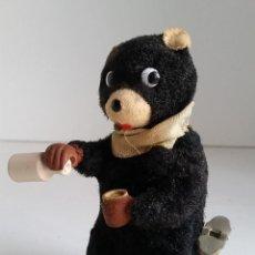 Juguetes antiguos de hojalata - juguete japones, años 50, hojalata, funciona ! - 73224719
