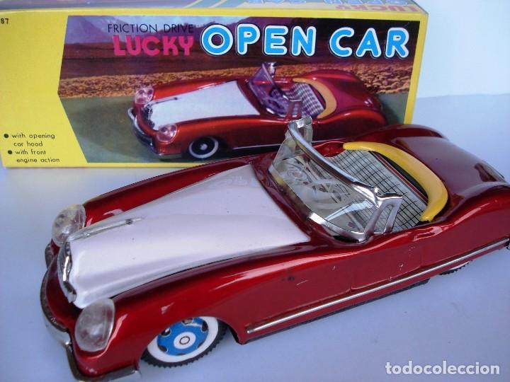 LuckyAños FricciónRuido De Capot Hojalata MotorApertura 80A Descapotable Coche 70 wNvn8m0