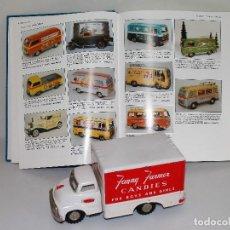 Altes Blechspielzeug - antiguo coche hojalata publicidad Marusan // Juguete Japones - 75718827