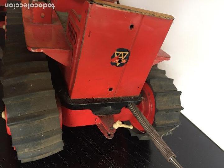 Juguetes antiguos de hojalata: ANTIGUO JUGUETE ALEMAN - SOLIATH 6900 - ARNOLD - GOLIATH - TRACTOR BULLDOZER - ALEMANIA GERMANY - FA - Foto 15 - 79495769