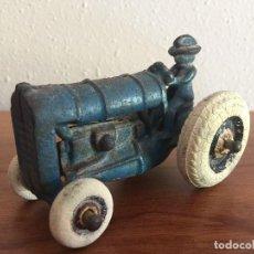 Juguetes antiguos de hojalata: TRACTOR ARCADE 213 R AÑOS 30 MADE IN USA. Lote 84412372