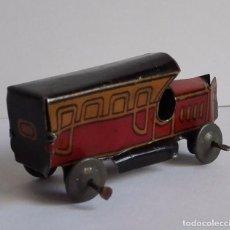 Juguetes antiguos de hojalata - Pequeño autobus de Rico años 30. - 85495140