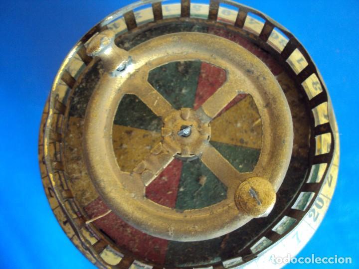 Juguetes antiguos de hojalata: (JU-170501)BARQUILLERO DE LATA PUBLICIDAD ACEITE DE OLIVA GUARANY - Foto 5 - 85603068