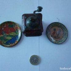 Juguetes antiguos de hojalata: JUGUETES HOJALATA. Lote 87004132