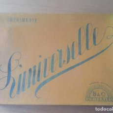 Juguetes antiguos de hojalata: IMPRENTA IMPRENTILLA IMPRIMERIE L´UNIVERSELLE B& CIE UNIVERSEL 1910-1920. Lote 87364940