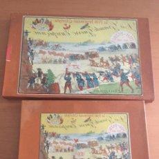 Juguetes antiguos de hojalata: IMPRENTA IMPRENTILLA LA GRAN GUERRA EUROPEA 1ª GUERRA MUNDIAL PRO-PATRIA 1914 B&CIE UNIVERSEL. Lote 87366852