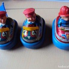 Juguetes antiguos de hojalata: ANTIGUO CHOQUETIN IMPORTANTE LEER BIEN DISCRIPCION. Lote 88987436