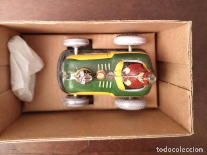 Juguetes antiguos de hojalata: Juguete hojalata Tractor a cuerda - Nuevo - Foto 7 - 90047144