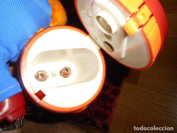 Juguetes antiguos de hojalata: ALPS OSO ALPS JAPAN Vintage ALPS Battery Country Drinking Bear On Barrel Toy AÑOS 60 70 CAJA - Foto 8 - 90807180