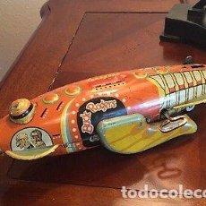 Juguetes antiguos de hojalata - ANTIGUA NAVE ESPACIAL HOJALATA AÑOS 20 Original Louis Marx & Co Buck Rogers cohete SIMIL PAYA 899,00 - 139121089