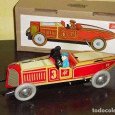 Juguetes antiguos de hojalata: AUTO DE CARRERAS - 1932 - PAYÁ. Lote 93811575