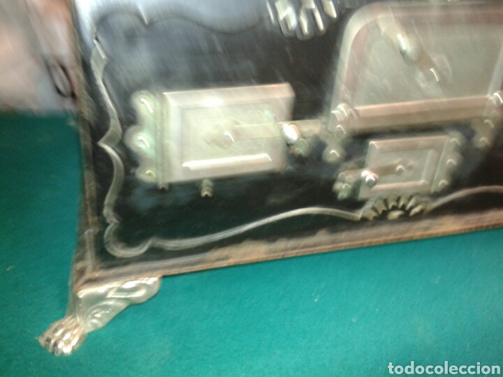 Juguetes antiguos de hojalata: ANTIGUA COCINITA CHAPA PS XX - Foto 4 - 97352728