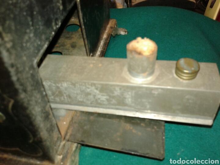Juguetes antiguos de hojalata: ANTIGUA COCINITA CHAPA PS XX - Foto 7 - 97352728