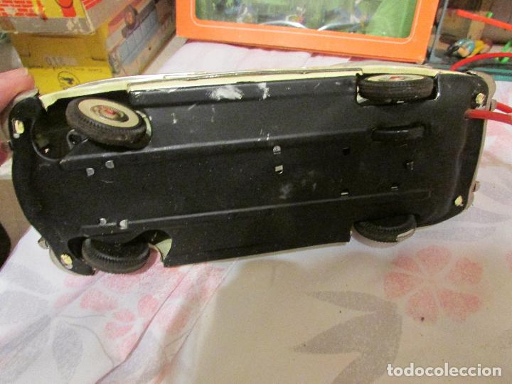 Juguetes antiguos de hojalata: COCHE MERCEDES MADE IN JAPAN HOJALATA - Foto 4 - 99177807