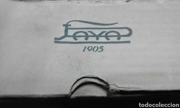 Juguetes antiguos de hojalata: juguete de lata caja original - Foto 5 - 103037963