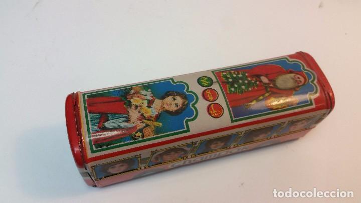 Juguetes antiguos de hojalata: bus hojalata - Foto 2 - 105885659
