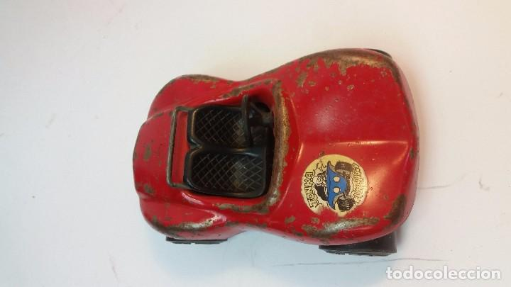 Juguetes antiguos de hojalata: Coche tonka - Foto 3 - 234869680