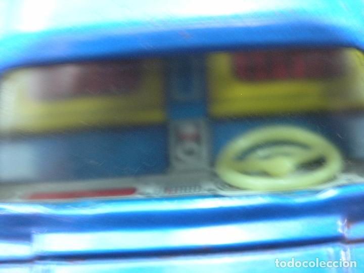 Juguetes antiguos de hojalata: ANTIGUO COCHE CHEVROLET WAGON BANDAI JAPAN FRICCIÓN - Foto 5 - 107040923