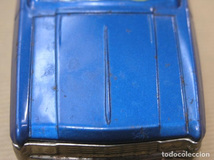 Juguetes antiguos de hojalata: ANTIGUO COCHE CHEVROLET WAGON BANDAI JAPAN FRICCIÓN - Foto 7 - 107040923