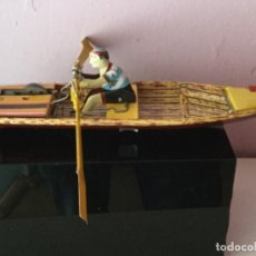 Juguetes antiguos de hojalata: REMERO. HOJALATA PAYA. Lote 107119711