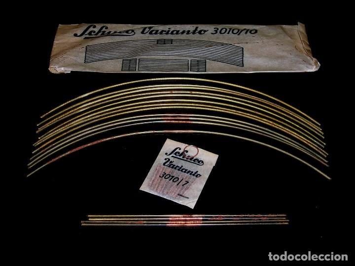 SCHUCO VARIANTO 3010 / 10, MADE IN GERMANY, CON SU SOBRE ORIGINAL, AÑOS 50. (Juguetes - Juguetes Antiguos de Hojalata Extranjeros)