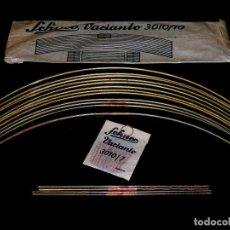 Juguetes antiguos de hojalata: SCHUCO VARIANTO 3010 / 10, MADE IN GERMANY, CON SU SOBRE ORIGINAL, AÑOS 50.. Lote 107696003