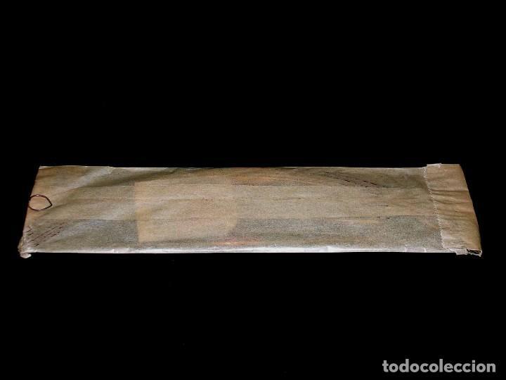 Juguetes antiguos de hojalata: Schuco Varianto 3010 / 10, made in Germany, con su sobre original, años 50. - Foto 4 - 107696003