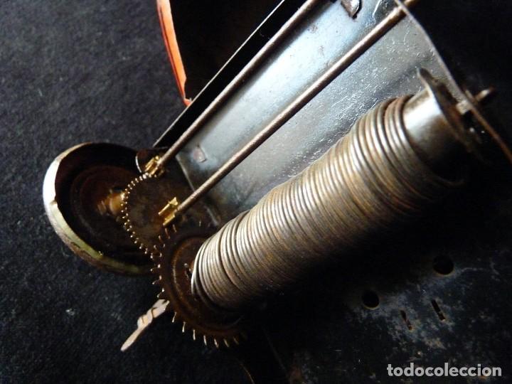 Juguetes antiguos de hojalata: COCHE BUGATTI Y-926(2) HERMANOS PAYÁ. IBI, 1932. HOJALATA 36 cm. COMPLETAMENTE ORIGINAL - Foto 17 - 111668931