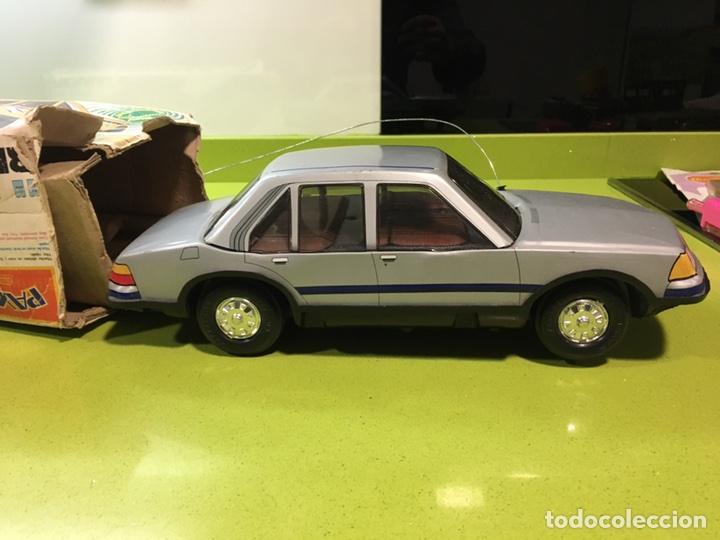 Juguetes antiguos de hojalata: Renault 18 gts radio control sin mando - Foto 3 - 113121872