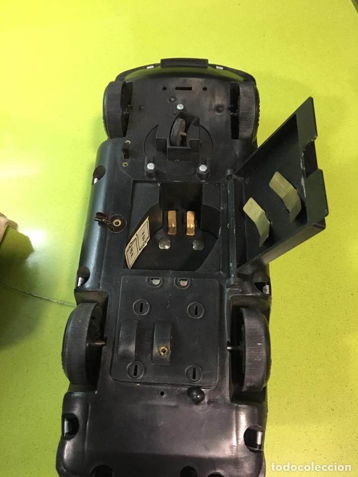 Juguetes antiguos de hojalata: Renault 18 gts radio control sin mando - Foto 4 - 113121872