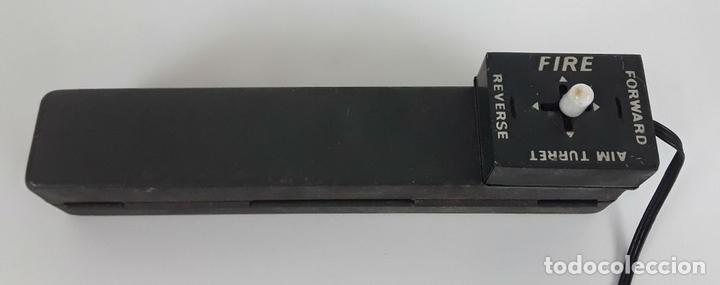 Juguetes antiguos de hojalata: TANQUE DE GUERRA M-71. MODERN TOYS. MADE IN JAPAN. CIRCA 1970. - Foto 7 - 114895411